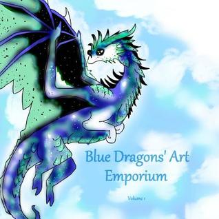 Blue Dragons Art Emporium Book Vol. 1