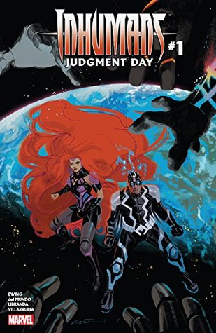 Inhumans: Judgment Day #1