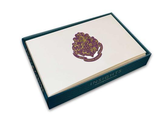 Harry Potter: Hogwarts Foil Gift Enclosure Cards (Set of 10)