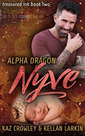 Alpha Dragon: Nyve (Treasured Ink, #2)