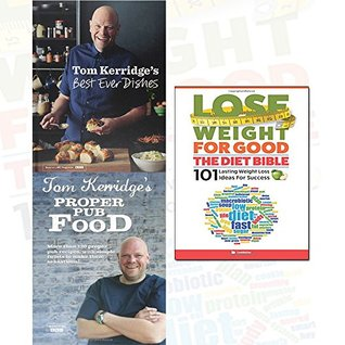 tom kerridge cookbook,lose weight for good collection best ever delicous dishes collection set,