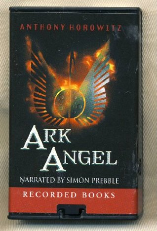 Ark Angel by Anthony Horowitz Unabridged Playaway Audiobook (Alex Rider Series)