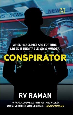 Conspirator (Inspector Dhruvi, #2)