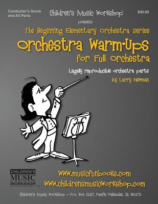 Orchestra Warm-Ups: Legally Reproducible Orchestra Parts for Elementary Ensemble