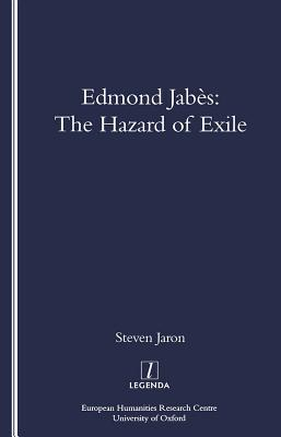 Edmond Jabes and the Hazard of Exile