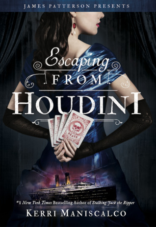 Preorder Escaping from Houdini by Kerri Maniscalco