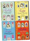 Harriet Whitehorn Violet 4 Books Collection Pack Set (Violet and the Smugglers, Violet and the Hidden Treasure, Violet and the Pearl of the Orient, Violet and the Mummy Mystery)
