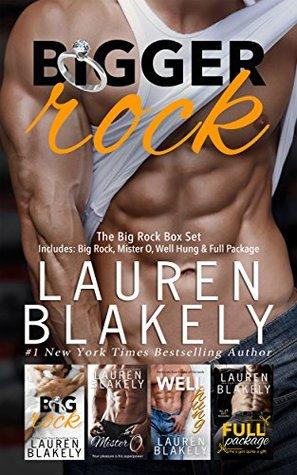 Bigger Rock by Lauren Blakely