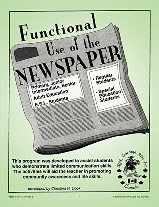 Functional Use of the Newspaper