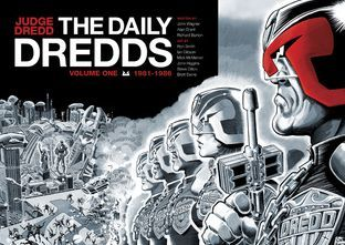 Judge Dredd: The Daily Dredds Vol. 1