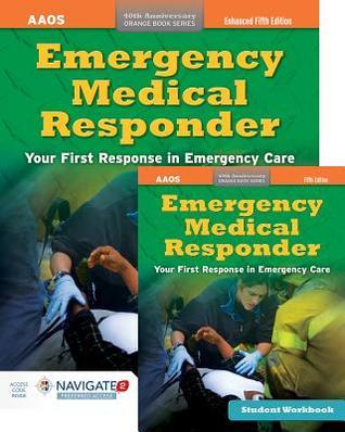 Emergency Medical Responder Includes Navigate 2 Preferred Access + Emergency Medical Responder Student Workbook