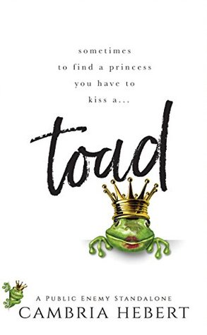 Toad by Cambria Hebert