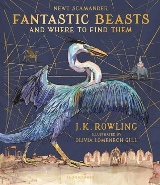 Fantastic Beasts and Where to Find Them - Illustrated