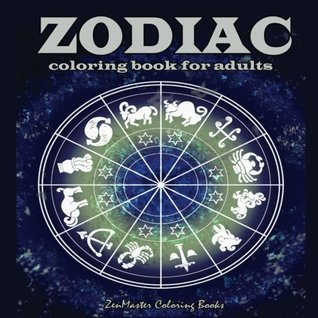 8x8 Zodiac Adult Coloring Book: 8x8 Coloring Book For Adults Zodiac Signs With Relaxing Designs (Coloring books for grownups) (Volume 50)
