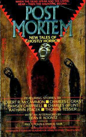 Post Mortem: New Tales of Ghostly Horror