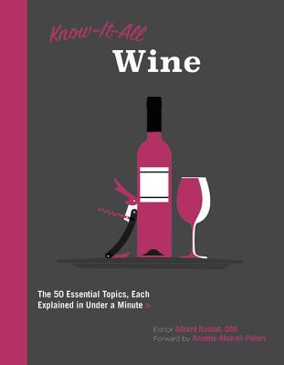 Know It All Wine: The 50 Essential Topics, Each Explained in Under a Minute