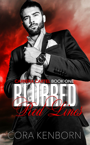 Blurred Red Lines by Cora Kenborn