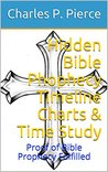 Hidden Bible Phophecy Timeline Charts & Time Study: Proof of Bible Prophecy Fulfilled