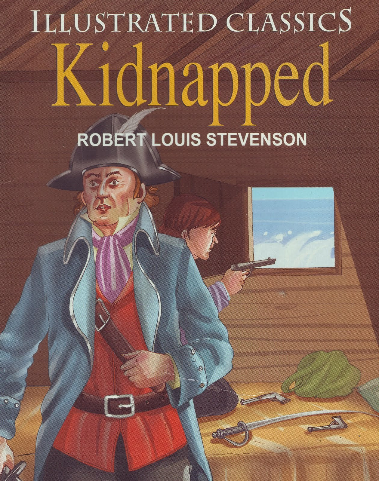 Kidnapped (Illustrated Classic Series)