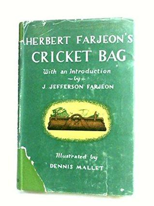 Herbert Farjeon's Cricket Bag.