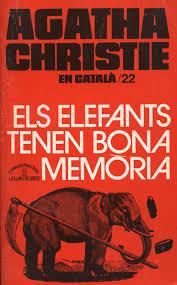 Els elefants tenen bona memòria (Hercule Poirot, #40)