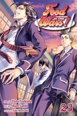 Food Wars!: Shokugeki no Soma, Vol. 23: Wilderness Pioneer