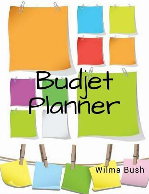 Budjet Planner: Your Balanced Budget (Monthly Planner) 16 Page