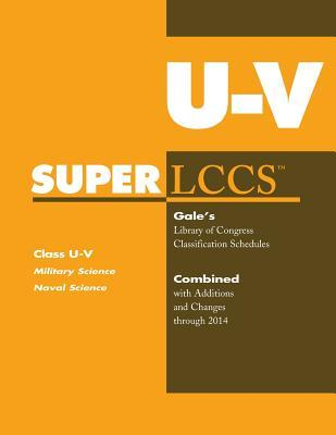 SUPERLCCS 14 Schedule U-V: Military and Naval Science