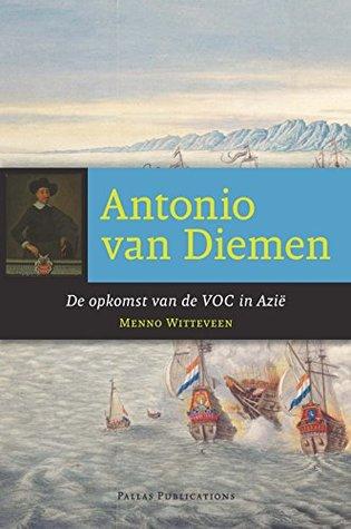 Antonio van Diemen by Menno Witteveen