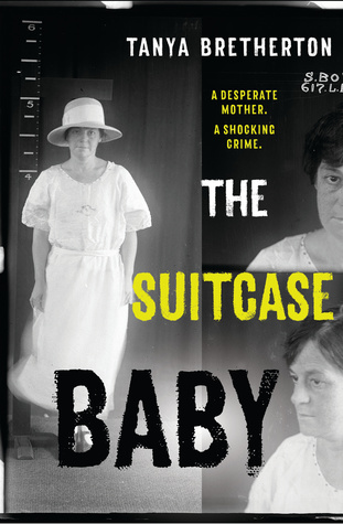 The Suitcase Baby by Tanya Bretherton