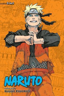 Naruto (3-in-1 Edition), Vol. 22: Includes Vols. 64, 65  66