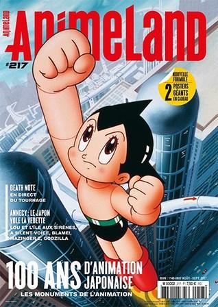 Animeland #217 by Amélie Jollois