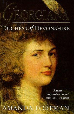 Georgiana Duchess of Devonshire