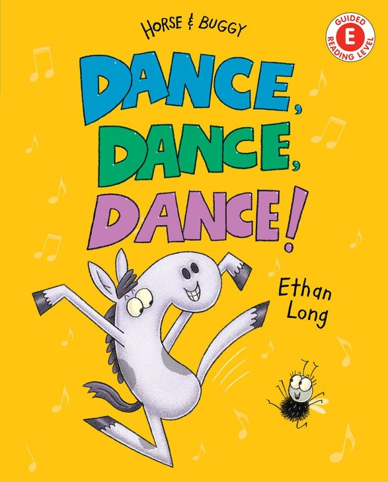 Dance, Dance, Dance!: A Horse and Buggy Tale