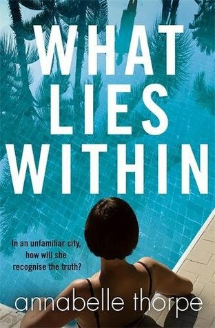What Lies Within: A dark, twisty psychological drama that you won't be able to put down