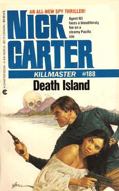 Death Island (Killmaster #188)