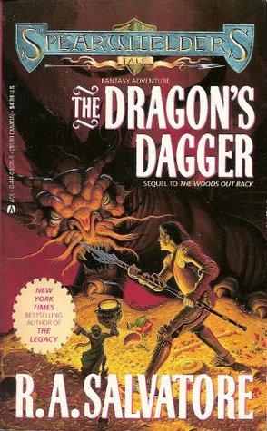The Dragon's Dagger (Spearwielder's Tale, #2)