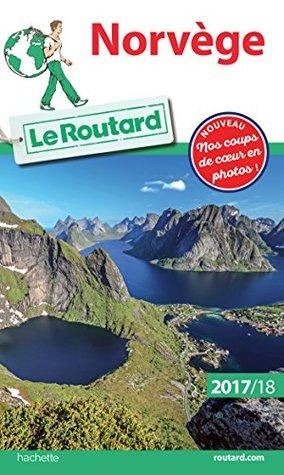 Guide du Routard Norvège 2017/18 :