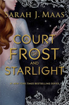 Book cover for A Court of Frost and Starlight (A Court of Thorns and Roses, #3.1)