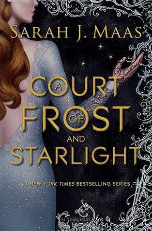Image result for a court of frost and starlight goodreads