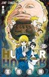 HUNTER×HUNTER 35 (Hunter x Hunter, #35)