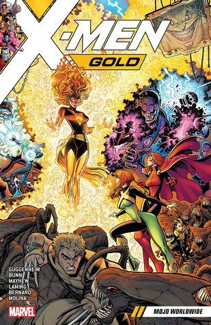 X-Men Gold, Vol. 3: Mojo Worldwide