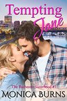 Book cover for Tempting Jane (The Rochester Sisterhood Book 1)