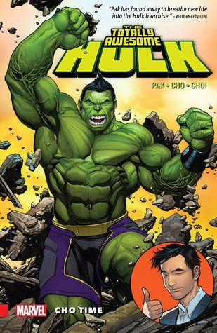 The Totally Awesome Hulk, Vol. 1: Cho Time