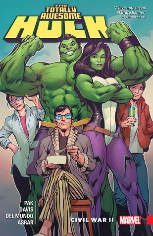 The Totally Awesome Hulk, Vol. 2: Civil War II