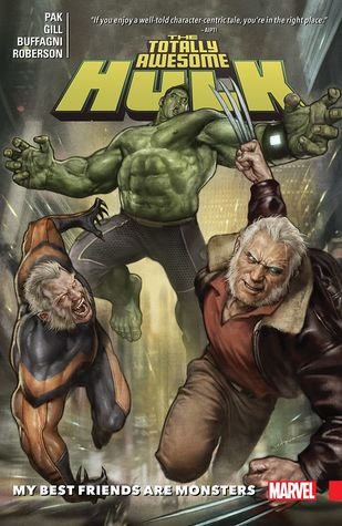 The Totally Awesome Hulk, Vol. 4: My Best Friends are Monsters