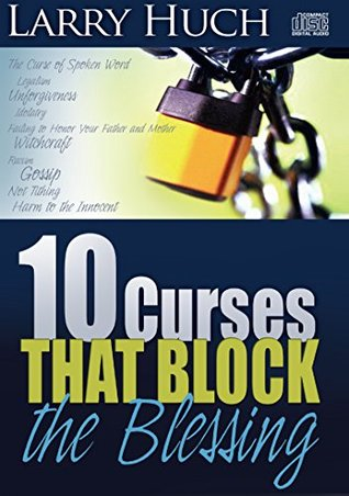 10 Curses That Block The Blessing CD (6 CD)