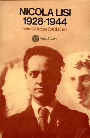 Nicola Lisi 1928-1944, 1946-1973 #Vol.1-2