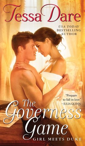 Tessa Dare does it again with The Governess Game! Read my review!