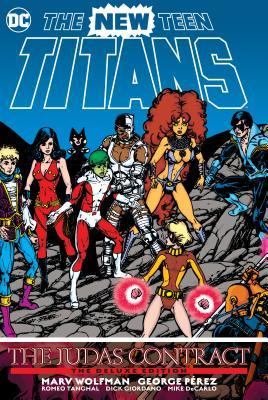 New Teen Titans by Marv Wolfman